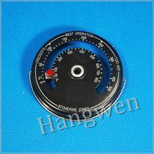 magnete di superficie tubo di stufa forno termometro