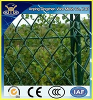 rubber coated chain link fence weight