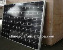 Solar Panels 205w monocrystalline with solar micro inverter