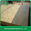 OSB, Thickness 22mm, Oriented Strand Board 1220x2440', Linyi plywood factory