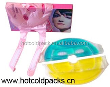 Magic Gel Ice Face Mask/Cold gel pack face mask