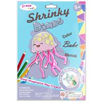 DIY shrinky paper shrinky dinks crafts for kids to make