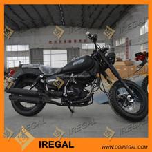 custom chopper 200cc motorcycle with carburetor