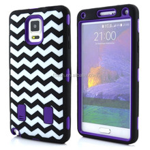 2015 newest tpu phone case /armor cell phone case for samsung note 4