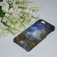 4.0 inch sublimation printing + rubber coating phone case for iphone5/5S