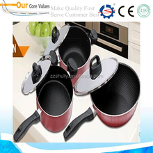 house ware mini utensil customized cooking pot Euro market hot selling milk heating cooker