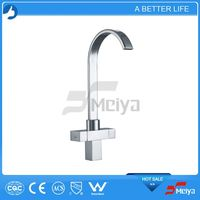 2014 Hotest Electronic Tap,Double Handle Kitchen Faucets