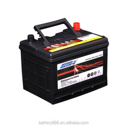 Terminal TypesB Good Quality 12V50AH car battery auto battery 58500 manufacturers in china