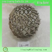 Flok Art Handmade Willow Ball For Garden Decoration
