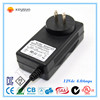 ZF120A-1204000 12V 4A cctv adapter
