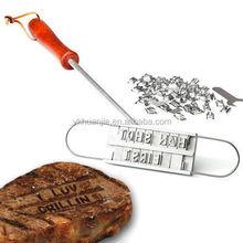 commercio affidabilità bbq ferro rovente