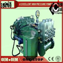 3D140 Series type 75 JINGCHENG BRAND high pressure ceramic plunger pump