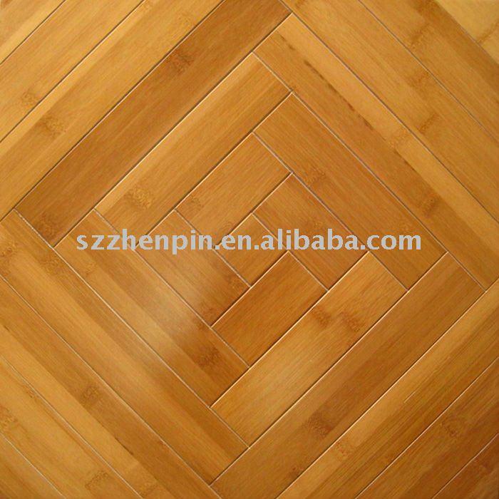 De bamb del suelo de parquet decoraci n del hotel casa for Parquet bambu