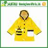 High Quality Waterproof Polyester Kids Rain Poncho Raincoat