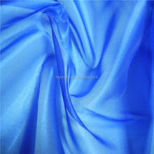 New design dyed crystal tulle fabric for lady dress