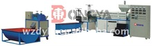 High speed plastic recycling machine/plastic machine recycling
