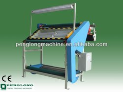 Easy handle Tubular Fabric Inspection and Rolling Machine, fabric relax machine