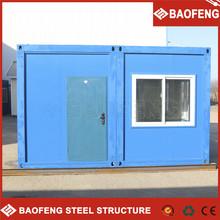 CE standard outdoor plastic room