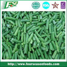 wholesale frozen/IQF fresh green beans in bundle /cut/whole in 2015,chinese frozen vegetables