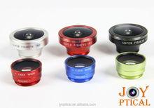 Premium 3 in 1 Lens kit ( Macro/ 0.65X degree Wide angle/ 185 degree Fisheye) for mobile phone