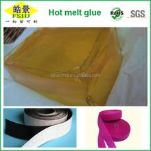 Wonderful Velcro Coating Hot Melt Adhesive