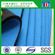 Neoprene Rubber Sheets With Nylon Fabric