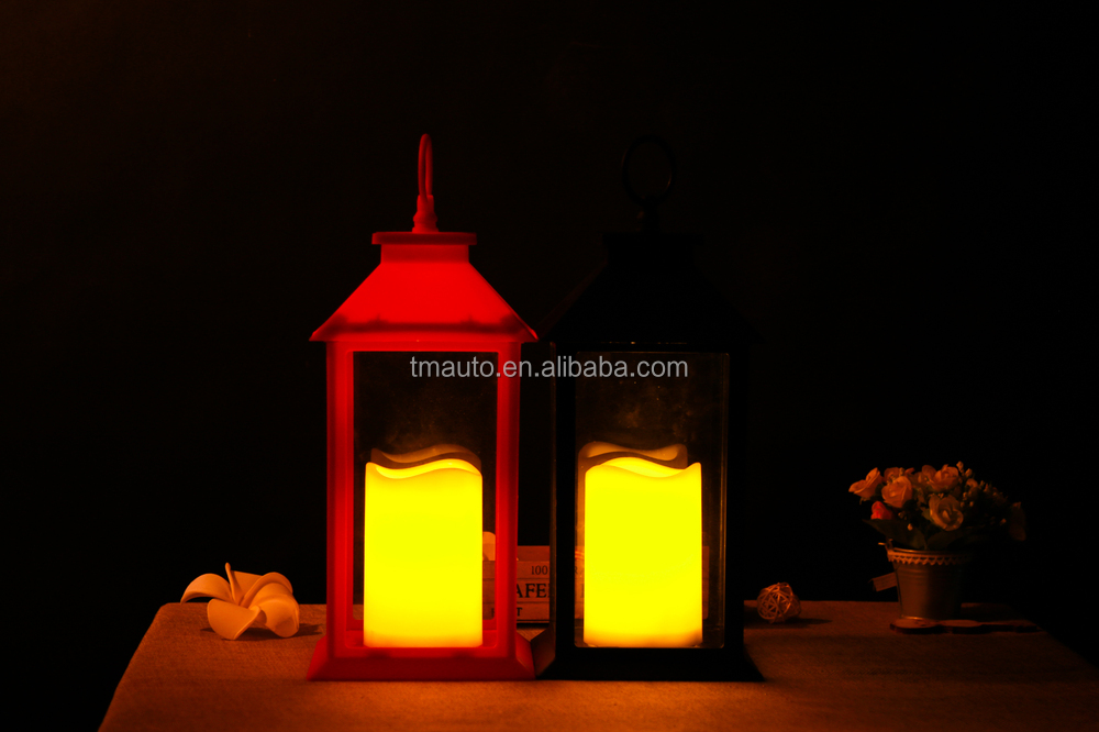 Led Candle Light Home Decor Lantern For Walmart Buy Led