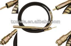 ZV48 hot-concrete vibrator shaft/concrete vibrator /poker/head/pipe 48mm