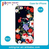 New hot sale famous brand cell phone case for iphone