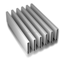 environment protection newest metro station metal baffle artistic design square tubeline ceilings