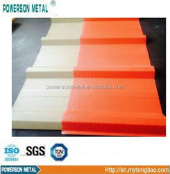 Waviness Stone Coated Roof Tile/Aluminum Zic Roofing Shingle/Colorful Sand Coated Steel Roof