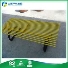 Aluminum Bench Seat Composite Outdoor Bench
