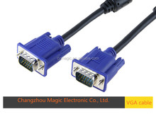 wholesale high quality VGA 15 PIN cable with factory price