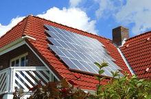 15KW Sales promotion! 5w led solar led light kit with new design PV combiner