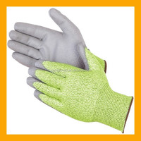 New Colorful Design Cut Protection Glass Protective Gloves For Glass Working