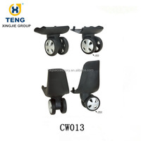Luggage Wheels Parts Accessories For Soft Spinner Luggage
