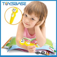Arabic/Russian/Spanish/English reading pen for kids