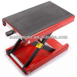 1100LBS Steel Jack Motorcycle MX Stand Motorcycle Lift Motorcycle Repair Tools SMI2055