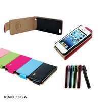 Real leather for iphone case 5s