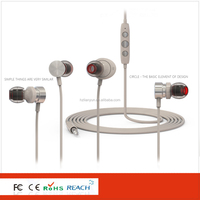 High quality voice changer hidden cable made in china earphone factory