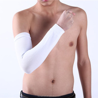 Newest mountain bike arm sleeve cycling arm warmers basketball arm sleeve manguito bike accessories uv arm protection