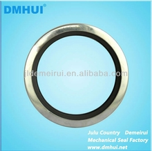 High speed rotating Stainless steel rotating metal shaft PTFE seals