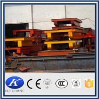 low voltage electric transfer cart, flat carriage