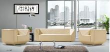 QJ-930# FOSHAN Hot popular simple leather unique white furniture