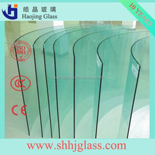 Hot sale high quality/best price 4mm 5mm 6mm 8mm 10mm 12mm tempered glass fence panels