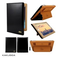 wholesale high quality genuine leather case for ipad mini 2