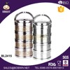 4 Layer Insulated Stainless Steel Food Container