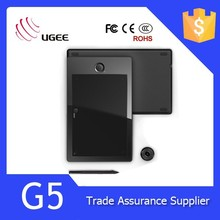 Ugee G5 9x6 inch 8GB memory 2048 levels best digitizer tablet