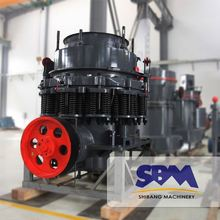 SBM cone crusher construction equipment heavy equipment for sale with low price
