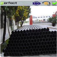 Export To Hong Kong 6m Length 2 inch Black Upvc Pipe